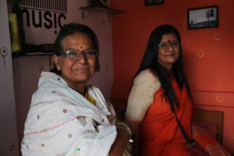 Arna Seal and Sucharita